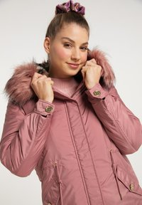 myMo - Winter coat - rosa - 3
