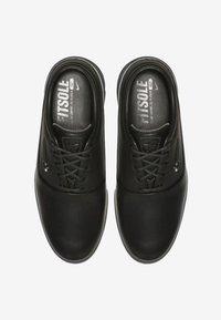 Nike Golf - AIR VICTORY TOUR - Golfskor - black/chrome/dark grey - 1