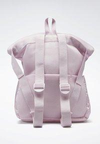 Reebok - ACTIVE ENHANCED BACKPACK - Sac à dos - pink - 2