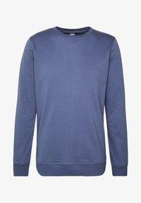 Urban Classics - BASIC CREW - Sweatshirt - vintageblue - 3
