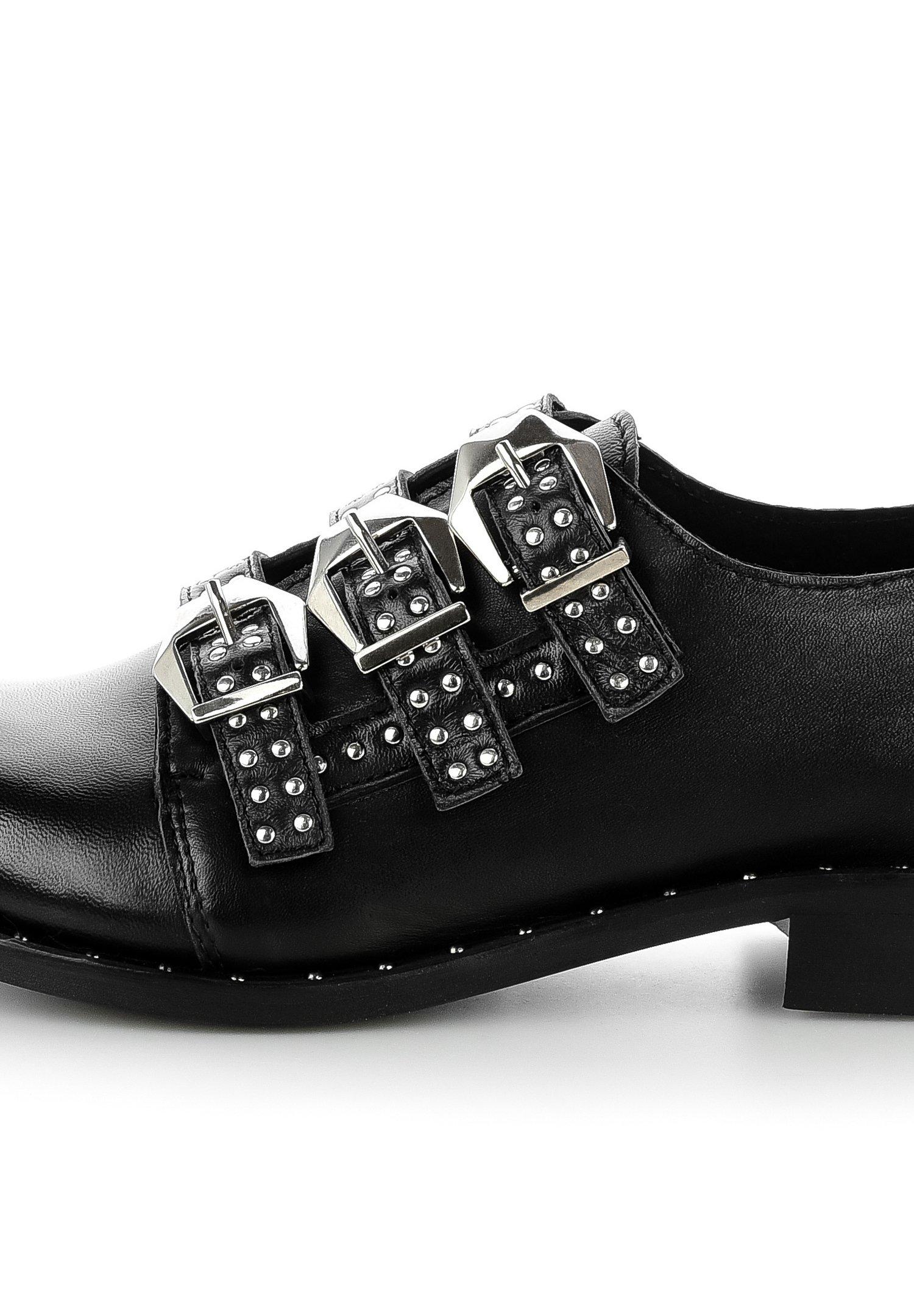 Virallinen Sivusto Naisten kengät Sarja is9898fyuiHYDS8 PRIMA MODA ALMC Puvunkengät black