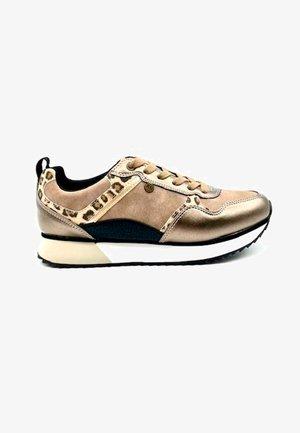 Zapatillas - bronce
