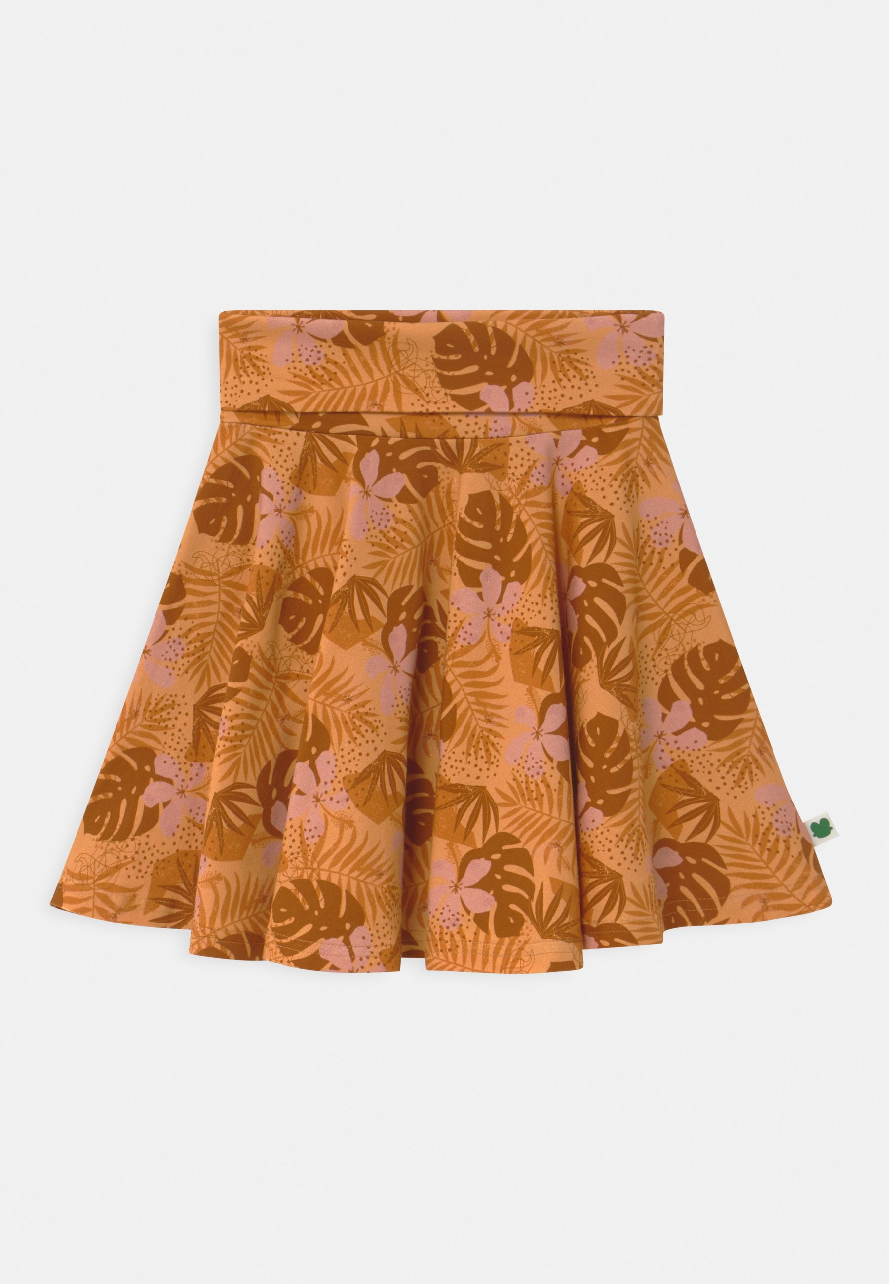 Kids SAFARI CAMO - A-line skirt