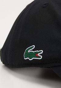Lacoste Sport - TENNIS - Cap - black - 4