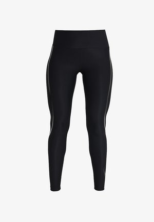 CASALL SCULPTURE HIGH WAIST - Punčochy - liquid black