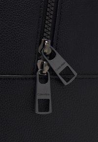 Calvin Klein - CAMPUS UNISEX - Ryggsekk - black - 3