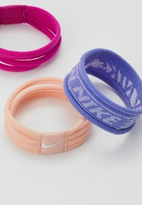 Nike Performance - NIKE SEAMLESS HAIRBANDS 6 PACK - Varios accesorios - diffused blue/barely rose/pollen rise - 2