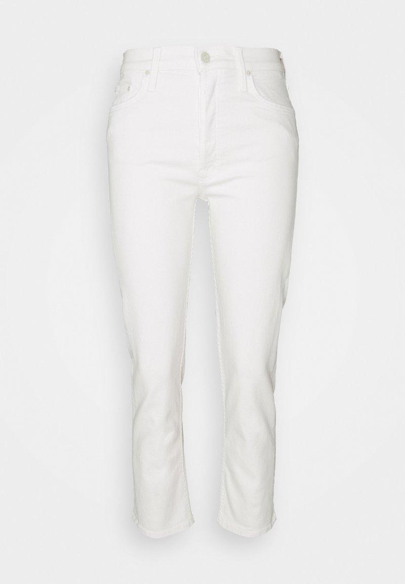 Mother - THE TOMCAT - Straight leg jeans - cream puffs