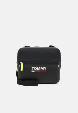 CAMPUS TWIST CHEST BAG - Bum bag - black
