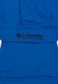 Columbia - CHALLENGER - Outdoorová bunda - bright indigo/white/coll navy - 3