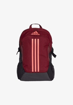 POWER 5 BACKPACK - Tourenrucksack - burgundy