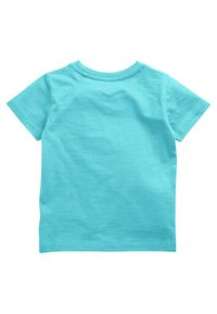 Next - SHORT SLEEVE - Basic T-shirt - turquoise - 1