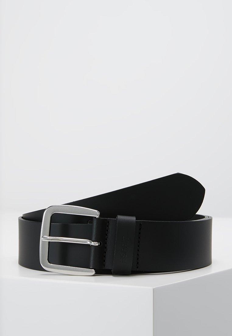 Esprit - NOOS NEW BASICB - Pasek - black