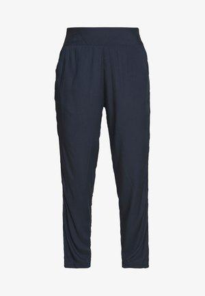 DA HOSE - Bukse - blau