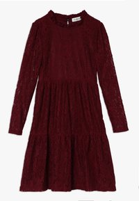 Mini Molly - GIRLS DRESS - Cocktail dress / Party dress - dark red - 0