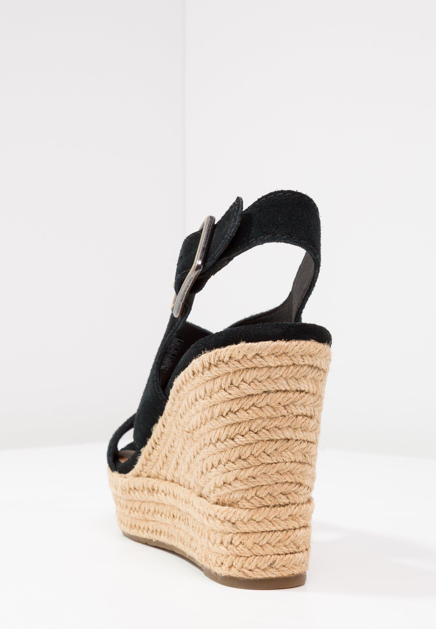 HARLOW Sandaletter black