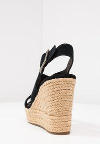 UGG - HARLOW - High heeled sandals - black - 5
