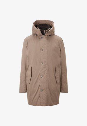 Winter jacket - dark beige