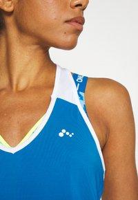 ONLY Play - ONPAMBRE TRAINING - Camiseta de deporte - imperial blue/white/black - 3