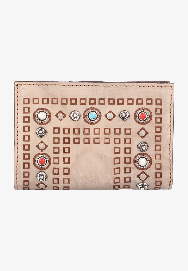 Wallet - pearl grey