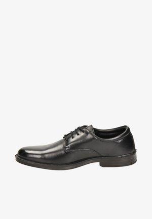 heren  - Veterschoenen - zwart