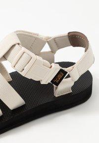 Teva - ORIGINAL DORADO - Chodecké sandály - birch/black - 5