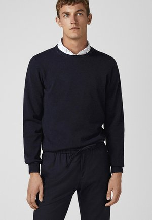 CAMPAIGN COLLECTION - Jumper - dark blue