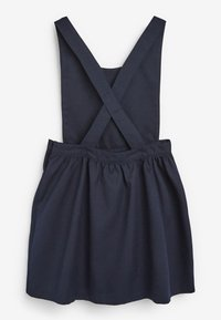 Next - BOW PINAFORE  - Day dress - blue - 1