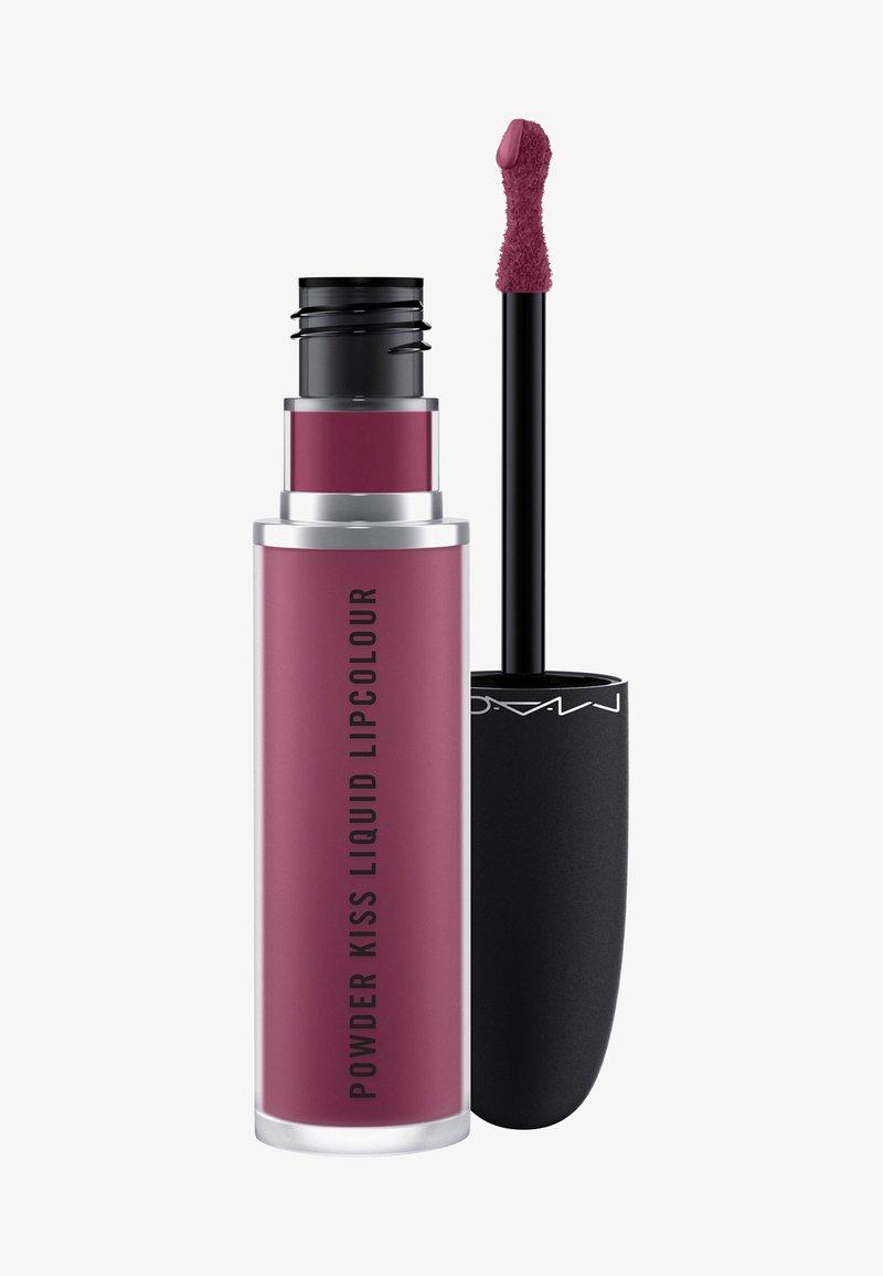 MAC - POWDER KISS LIQUID LIPCOLOUR - Liquid lipstick - got a callback