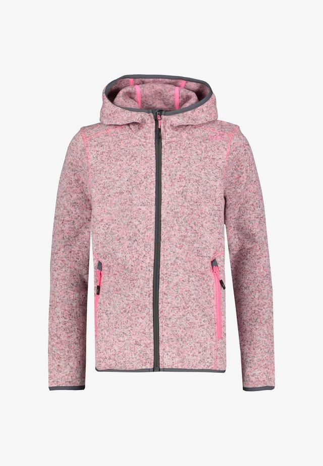 Winter coat - flamingo (314)
