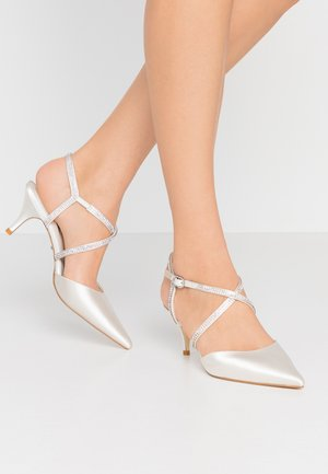DELICATE - Bridal shoes - ivory
