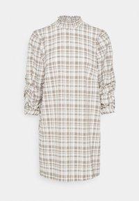 JUST FEMALE - HAMILTON DRESS - Sukienka letnia - beige - 4