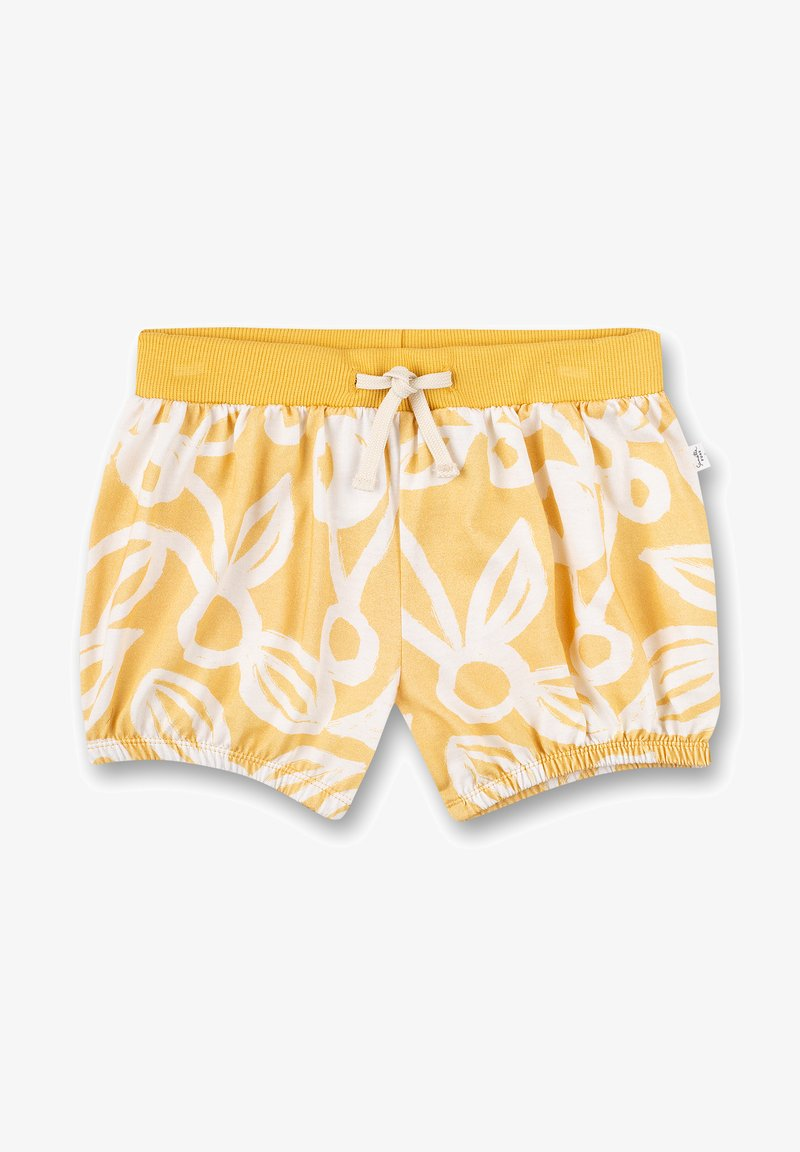 Sanetta Pure - Shorts - gelb