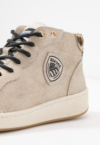 Blauer - OLYMPIA - Sneakers high - platinum - 2