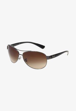 Sluneční brýle - gunmetal/brown gradient