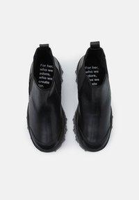 Bronx - JAXSTAR - Platform ankle boots - black - 5