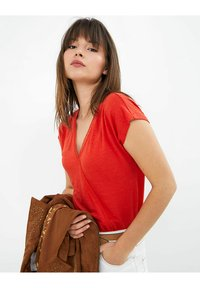 I.Code by IKKS - Blouse - flamme - 2