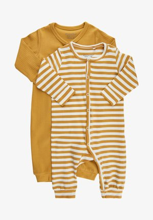 2 PACK - Jumpsuit - amber gold