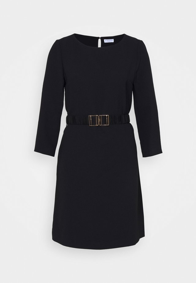 ROUTY - Shift dress - noir