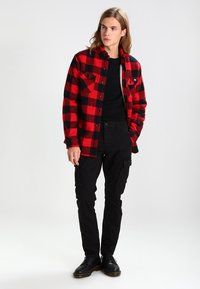 Dickies - LANSDALE SHERPA LINED  - Shirt - red - 1
