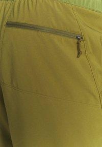 Patagonia - TERREBONNE SHORTS - Shorts - palo green - 4