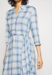 JDY - JDYSTAY MIDCALF DRESS - Košilové šaty - cashmere blue - 3