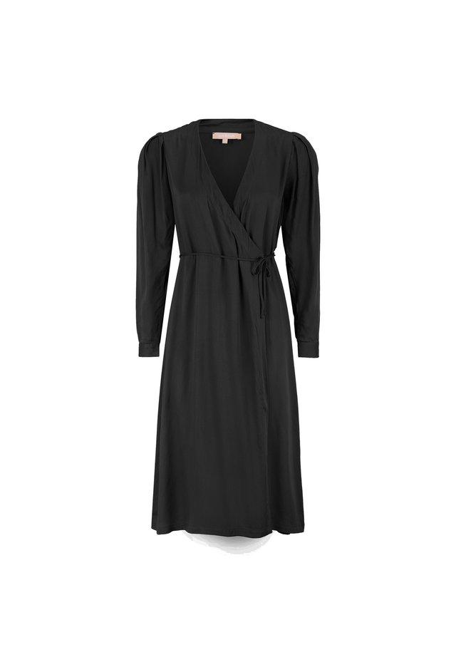 Sukienka letnia - 001 black