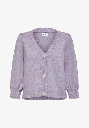Cardigan - lilac breeze