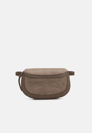 BELTBAG SHELLE - Bum bag - taupe