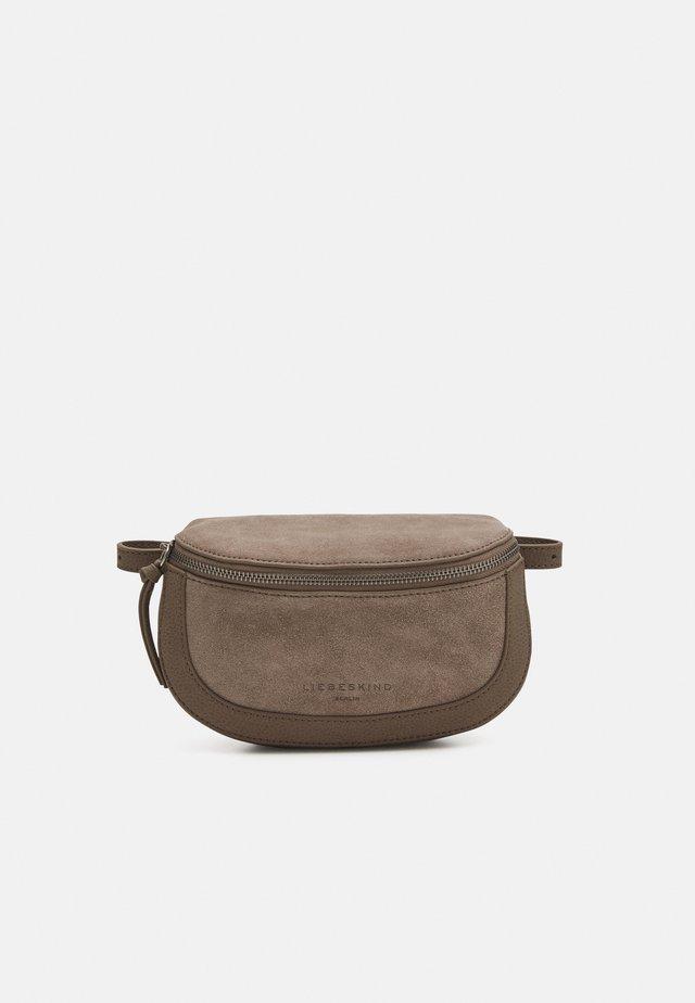 BELTBAG SHELLE - Bæltetasker - taupe