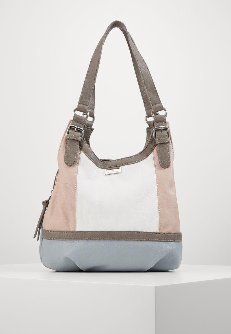 TOM TAILOR - JUNA - Handbag - mixed rose