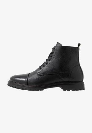 BIACARLO BOOT - Bottines à lacets - black