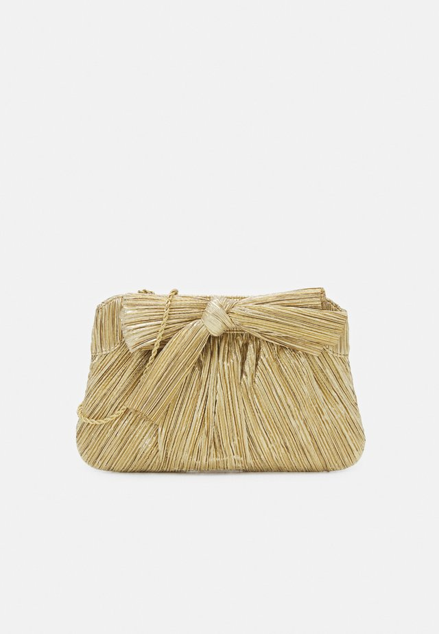 RAYNE - Clutch - gold-coloured
