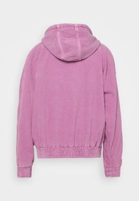 BDG Urban Outfitters - HOODED JACKET - Light jacket - pink - 1